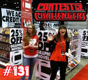 Contest of Challengers 131: C2E2/FCBD/13