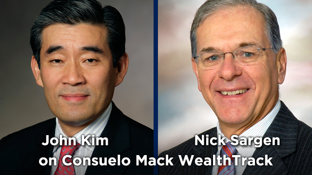 Nick Sargen & John Kim