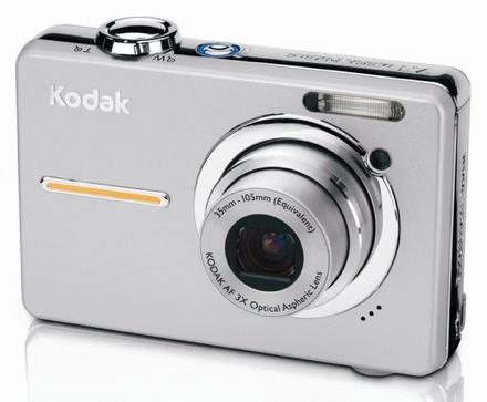 Las nuevas EasyShare C613 y C763 de Kodak siguen siendo delgadas y económica