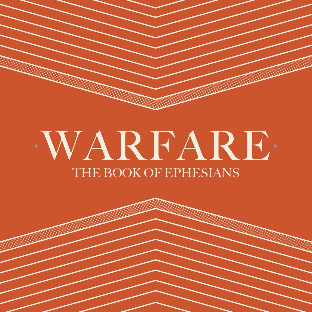 Warfare: Part 3 - Pastor Bomi Roberson show art