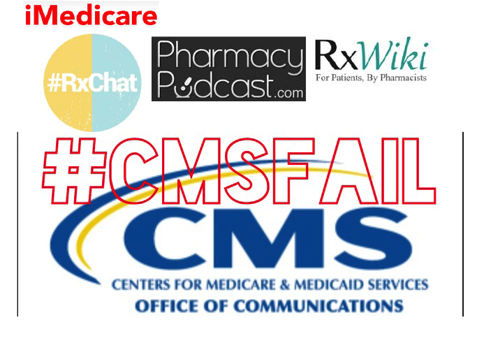 Pharmacy Podcast Episode 139 CMS Decision on Medicare Part D