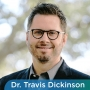 Artwork for Dr. Travis Dickinson--Apologetics & The Gospel