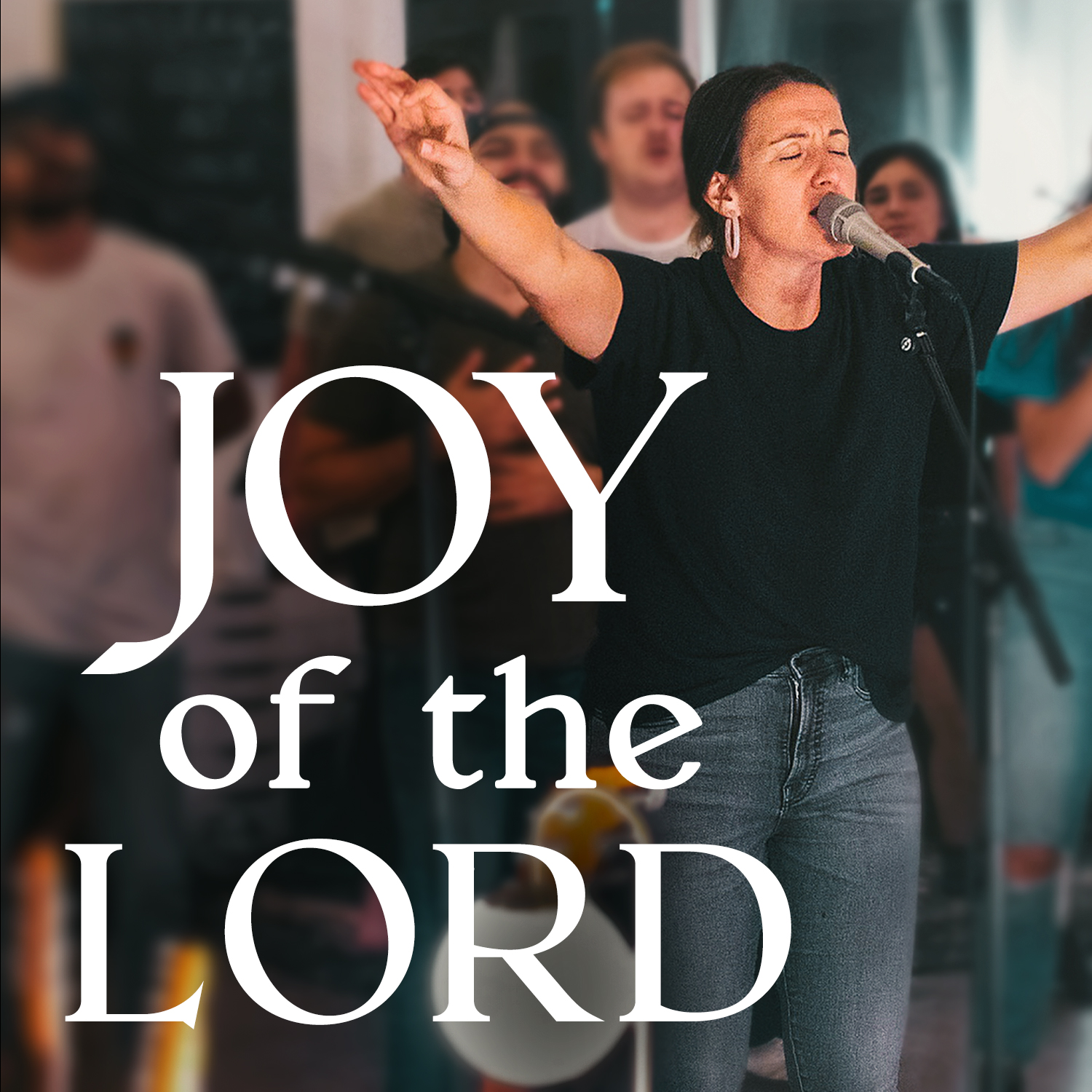 Joy of the Lord (Spontaneous Worship from The 18 Inch Journey)