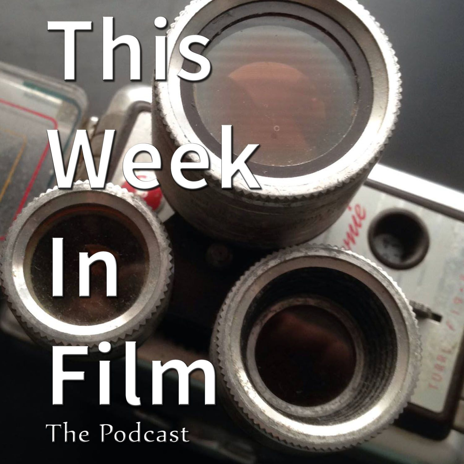 This Week In Film Podcast show art