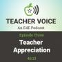 Artwork for Teacher Appreciation