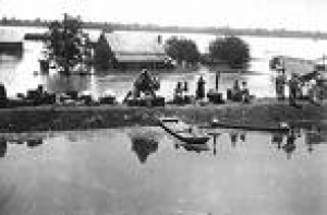 MS Moments 8 Great Mississippi River Flood of 1927