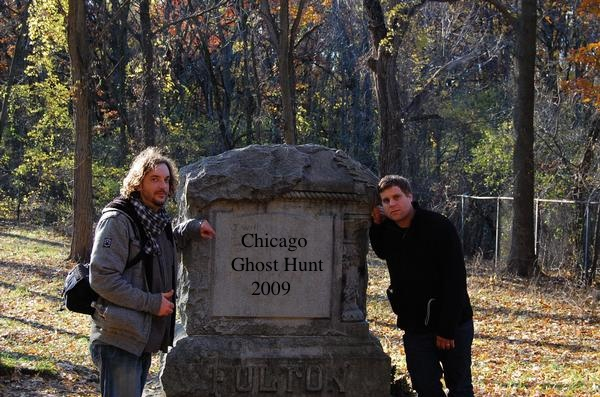The Stone Zone Show Chicago Ghost Hunt