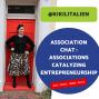 Artwork for Associations Catalyzing Entrepreneurship   Meena Dayak guests   Association Chat with KiKi L'Italien