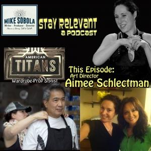 Aimee Schlectman: Art Director