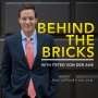 Artwork for Michael Shah, What & Where to Buy, Debt Opportunities, & Market Intel - Behind The Bricks With Peter Von Der Ahe
