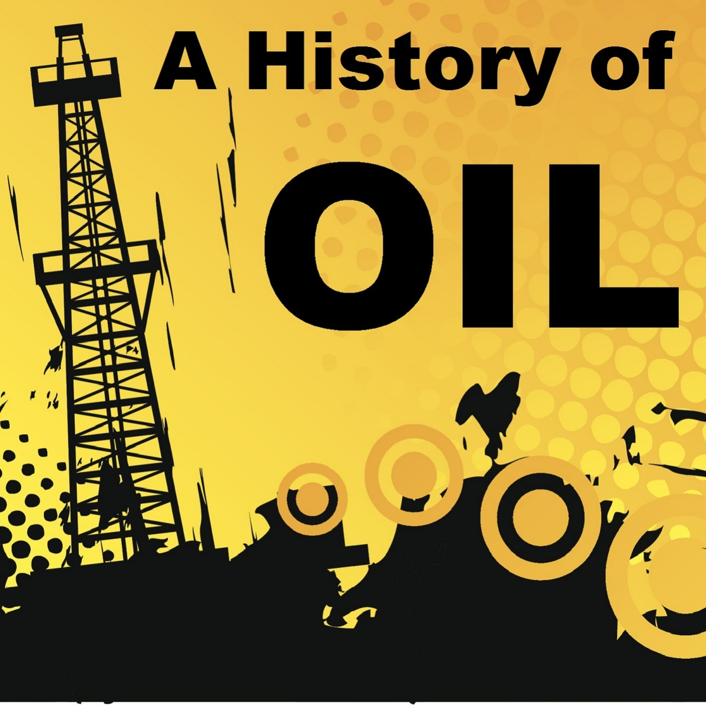 A History of Oil, Episode 27 - The Gladiators show art