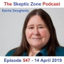Artwork for The Skeptic Zone #547 - 14.April.2019