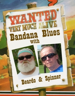 Bandana Blues show#454 LIVE Vinyl stuff from Spinner!!!