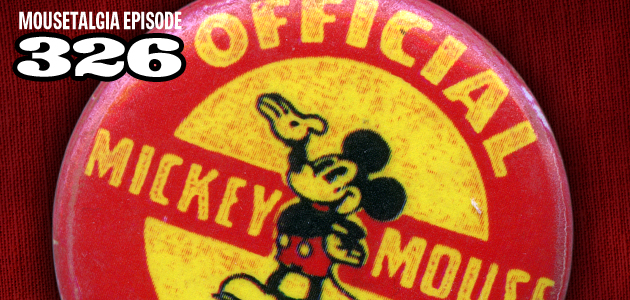 Mousetalgia Episode 326: Email show - Club 33, Disneyland tips