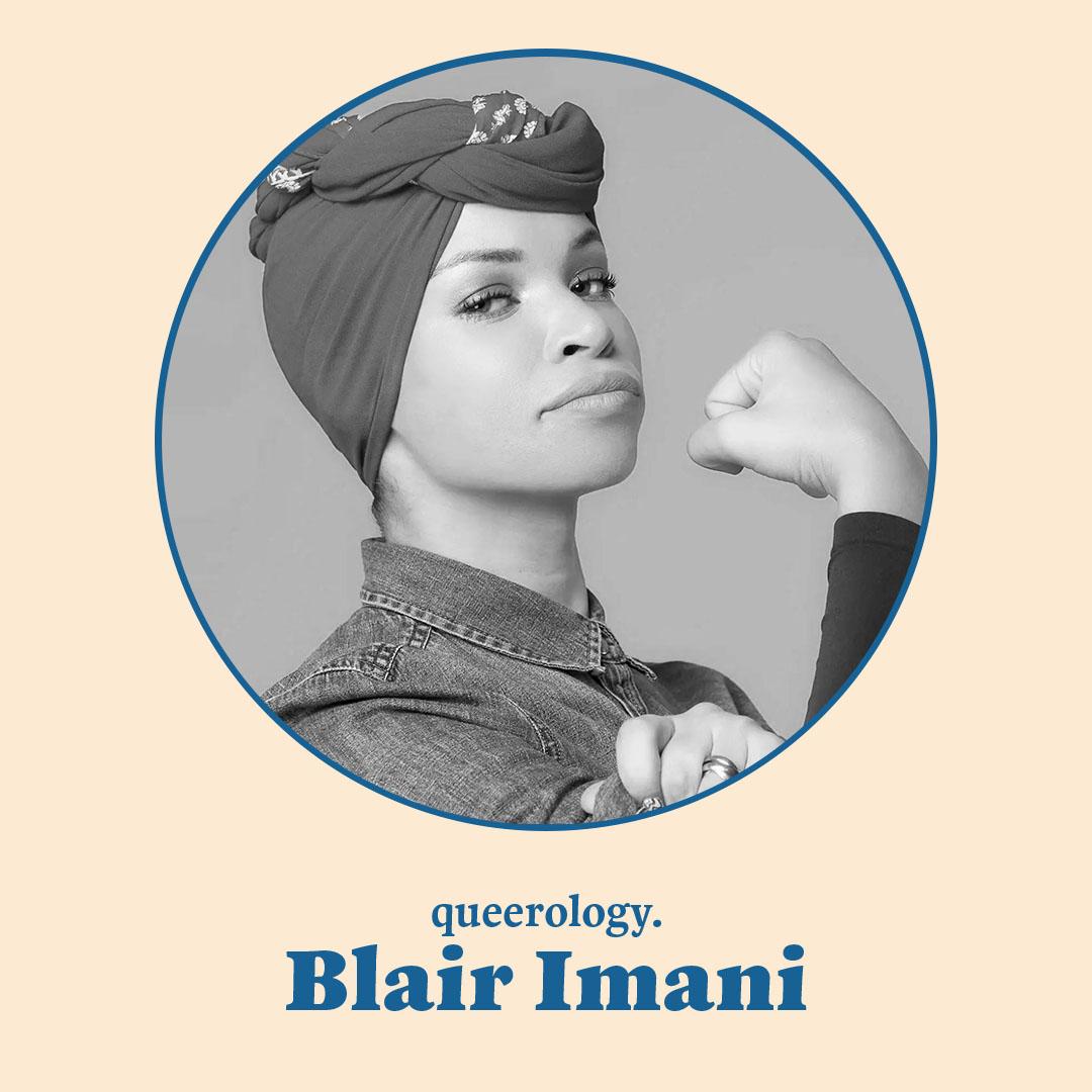 Blair Imani Wants You to Get Smarter