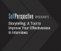 Artwork for Storytelling: A Tool to Improve Your Effectiveness In Interviews