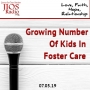 Artwork for JIOS Radio Podcast 070519 - Growing Number of Kids in Foster Care