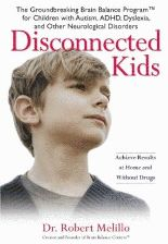 Dr Robert Melillo's Book on Autism Helps Disconnected Kids.