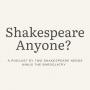 Artwork for Mini-Episode: Shakespeare & Cross-dressing