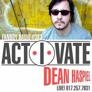 Fanboy Radio #383 - Dean Haspiel LIVE