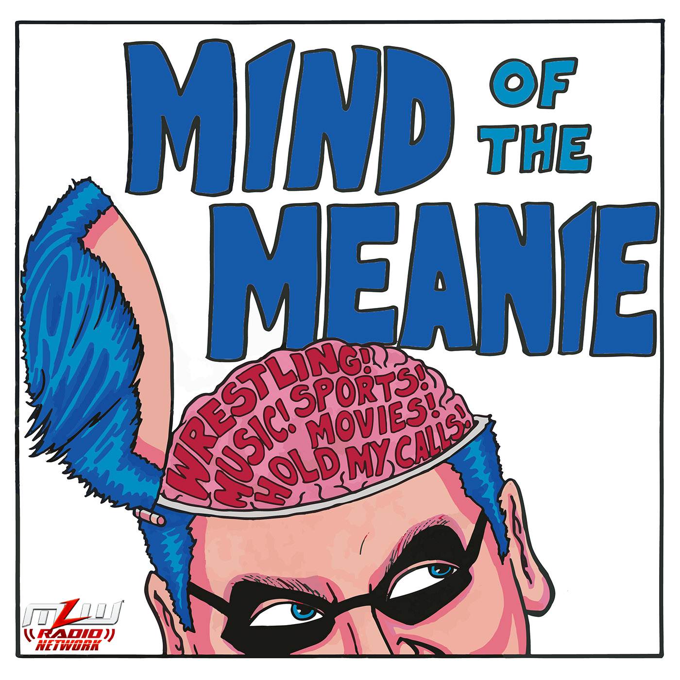 Mind of the Meanie show art