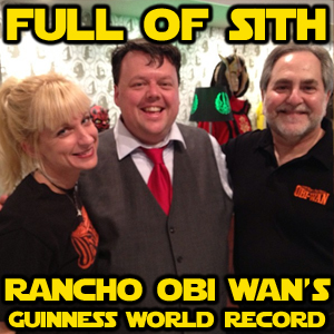 Special Release: Sansweet and the Guinness World Record