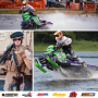 Artwork for #203 - Brennen Shermer shares his process for using snowmobile watercross to overcome PTSD