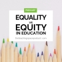 Artwork for Equality Versus Equity in Education