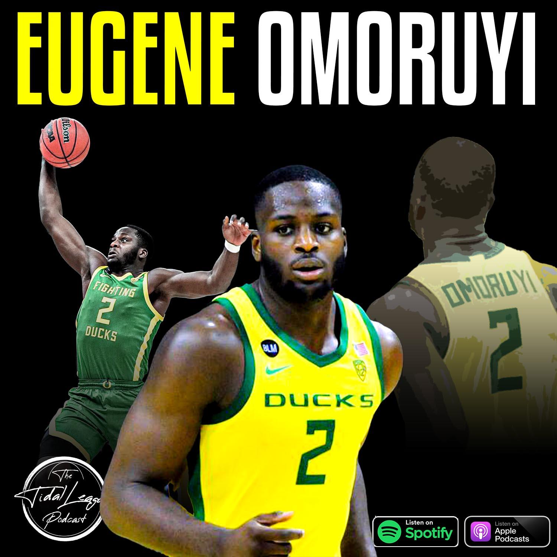 Eugene Omoruyi of the Oregon Ducks 2021 NBA Draft Prospect