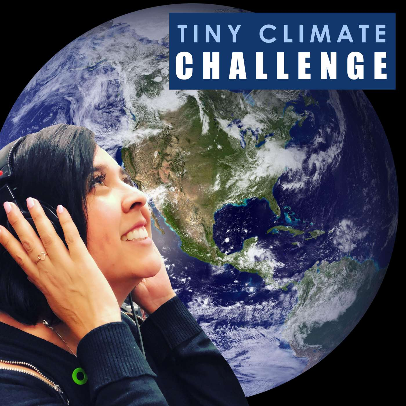 Tiny Climate Challenge show art