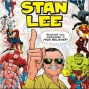Artwork for MICROGORIA 63 - Saluting Stan Lee