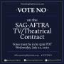 Artwork for BONUS: David Jolliffe, Sean Astin & Shaan Sharma —Get Out the No Campaign: A SAG-AFTRA Panel Discussion