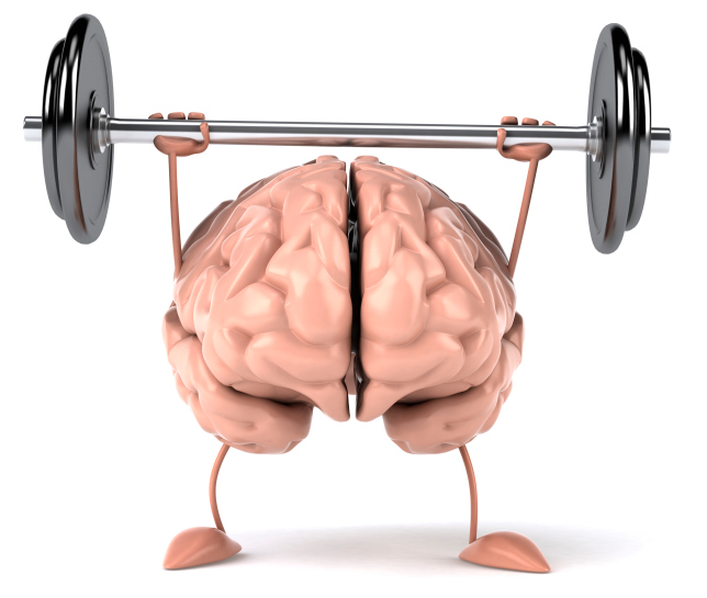 Lifting is good for your brain!