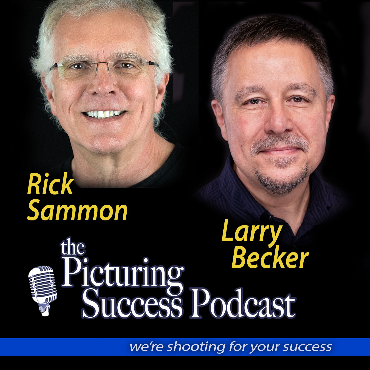The Picturing Success Podcast show art