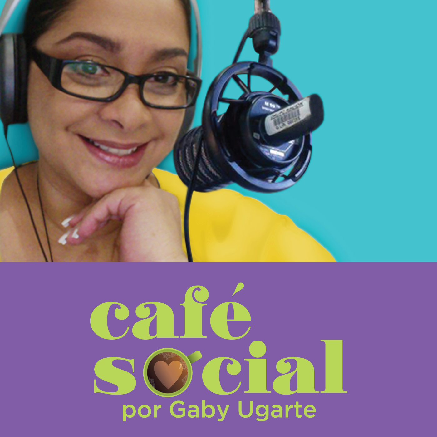 Café Social   Podcast de social media, emprendimiento digital y marca personal para comunicadores. show art