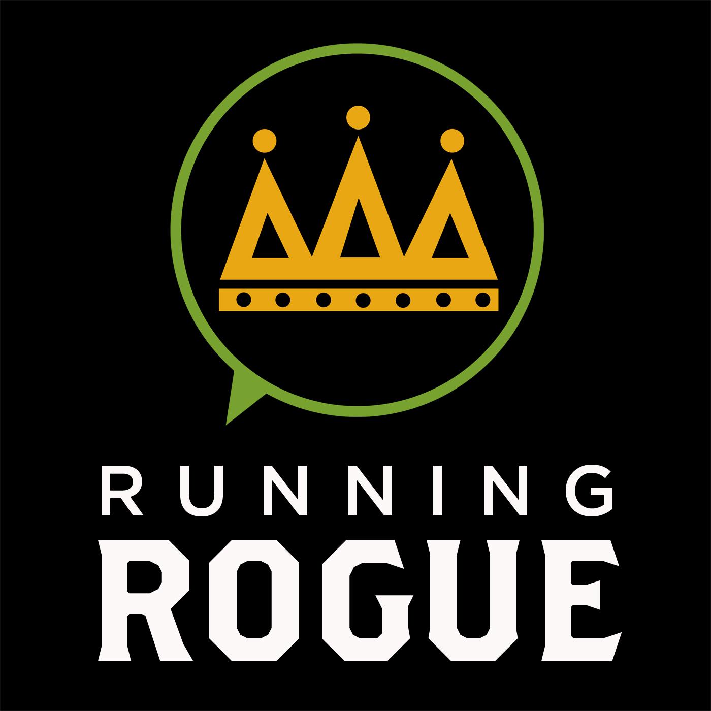 Running Rogue show art