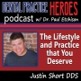 Artwork for Justin Short - The Lifestyle and Practice that you Deserve