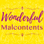 Artwork for Wonderful Malcontents 21. Blanking While Black