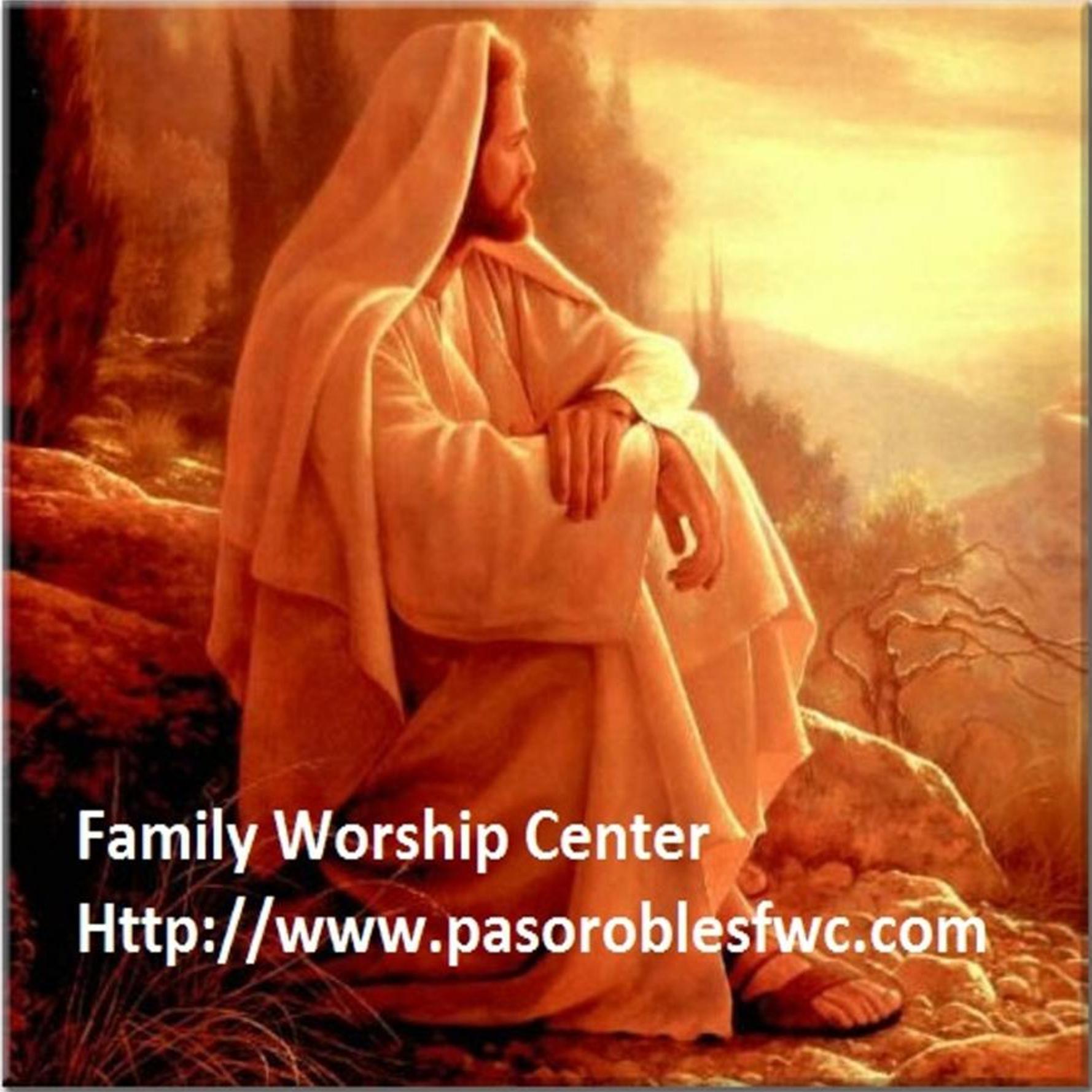 Pastor Patrick Sheean Family Worship Center show art