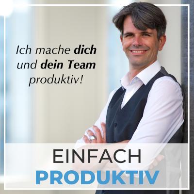 einfach produktiv - Ich mache dich und dein Team produktiv! show image