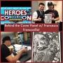 Artwork for Episode 862 - Heroes Con: Behind the Cover Panel w/ Francesco Francavilla!