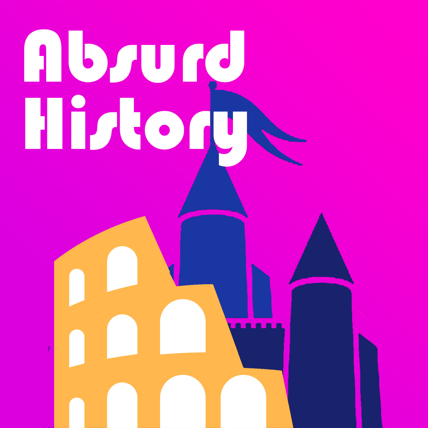 Absurd History show art