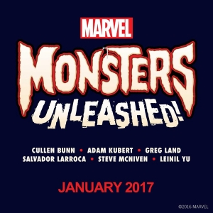 77: Monsters Unleashed!