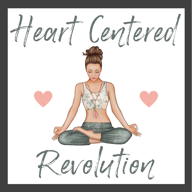 Heart Centered Revolution | Kundalini Yoga & Conscious Living show art