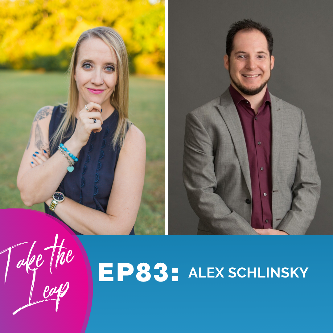 Episode #83 - Alex Schlinsky