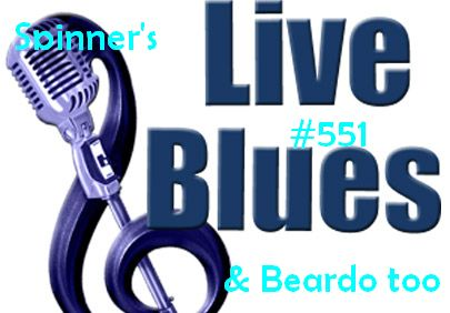Bandana Blues #551 Spinner Goes LIVE and Beardo Shows Up!!!