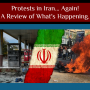 Artwork for Protests in Iran... Again! — A Review of What's Happening (Nov 2019)