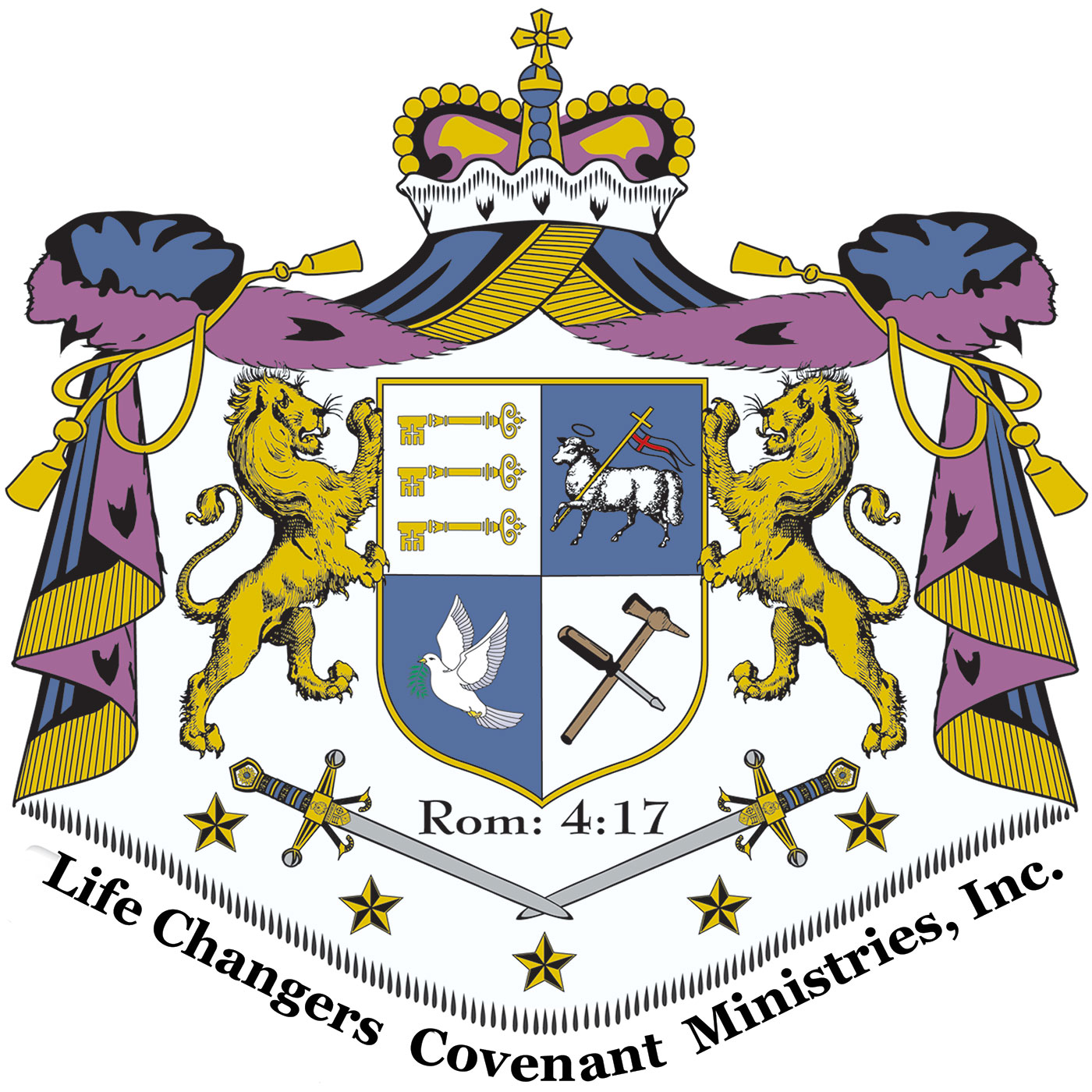 Charlie Redish Ministries logo