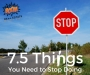 Artwork for Episode 077 - 7.5 Things You Need to STOP Doing