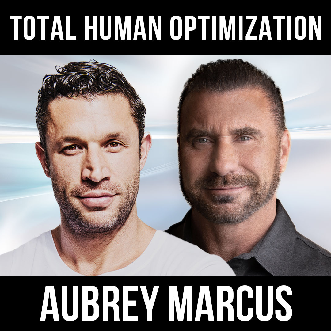 Total Human Optimization with Aubrey Marcus